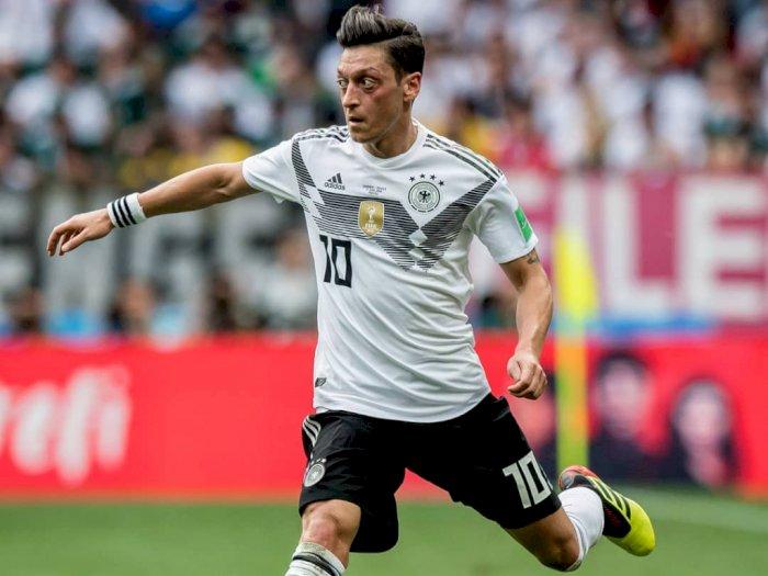 Asosiasi Sepak Bola Jerman Akui Salah Tangani Kasus Ozil yang Pensiun dari Timnas