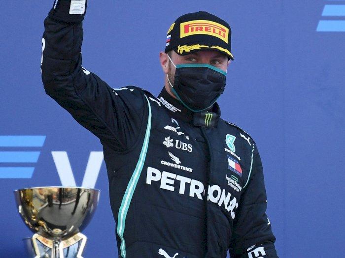FOTO: F1 GP Rusia 2020: Bottas Raih Podium Juara