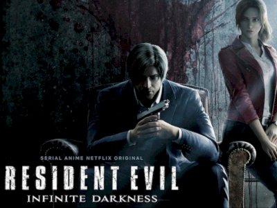 Wih! Serial Animasi 'Transformer' dan 'Resident Evil' Akan Segera Hadir di Netflix