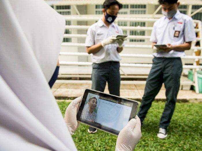 Kemendikbud: Lapor ke Kepala Sekolah Jika Belum Dapat Kuota Internet