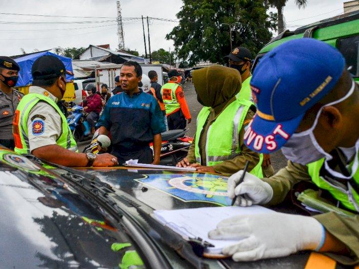 14 Hari Operasi Yustisi di Jakarta: 82.884 Pelanggar Ditindak