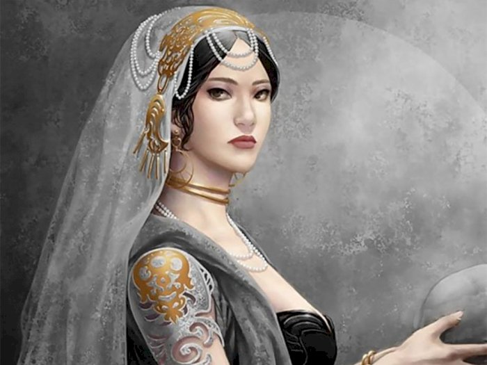 Laverna, Dewi Cantik yang Jadi Pelindung Para Penipu dan Pencuri