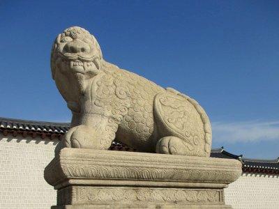 Makhluk Mitologi Haechi yang Jadi Ikon Kota Metropolitan Seoul