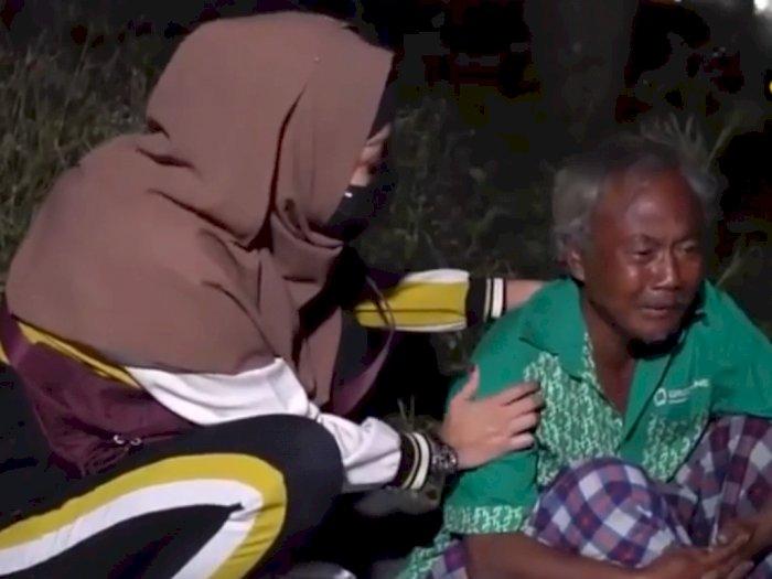 Tega, Kakek Ini Dibuang oleh Adiknya di Pinggir Jalan Tanpa Busana, Hidup Sebatangkara