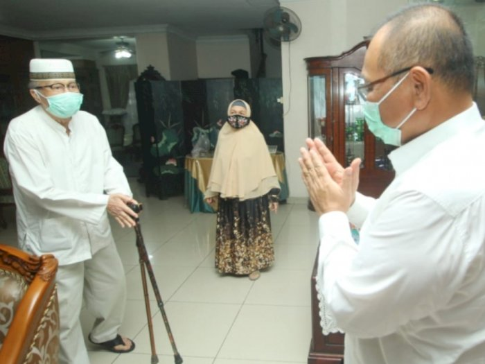 Mantan Wali Kota Medan Ingatkan Akhyar Untuk Tetap Menjaga Tradisi Melayu
