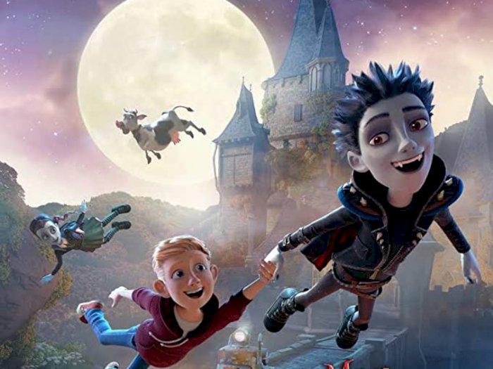 "Sinopsis ""The Little Vampir 3D (2017)"" - Petualangan Melawan Pemburu Vampir"