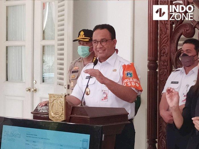 Popularitas Anjlok, Anggota DPRD Nilai Kebijakan Anies Tidak Konsisten