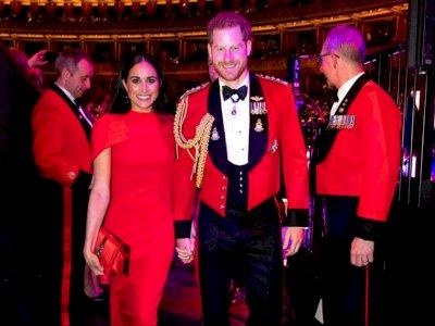 Pangeran Harry dan Meghan Markle Bantah Bintangi Serial Netflix & Tak Akan Ambil Bagian