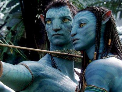 James Cameron Ungkap Produksi 'Avatar 2' Sudah Rampung Meski Masih Pandemi