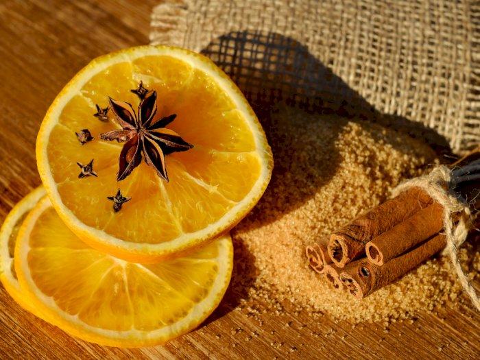 Wah, Ternyata Kayu Manis dan Lemon Bisa Jadi Antiseptik Alami Lho!