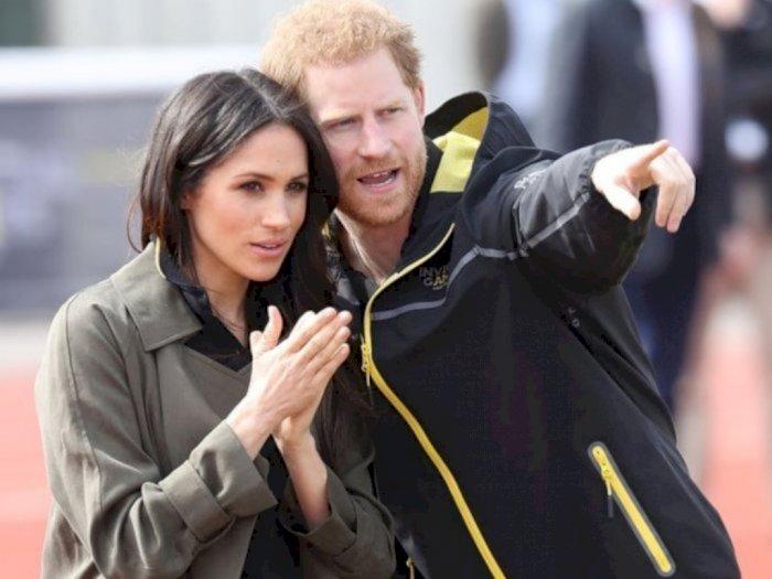 Pangeran Harry dan Meghan Markle Sanggah Isu Bintangi Serial Netflix