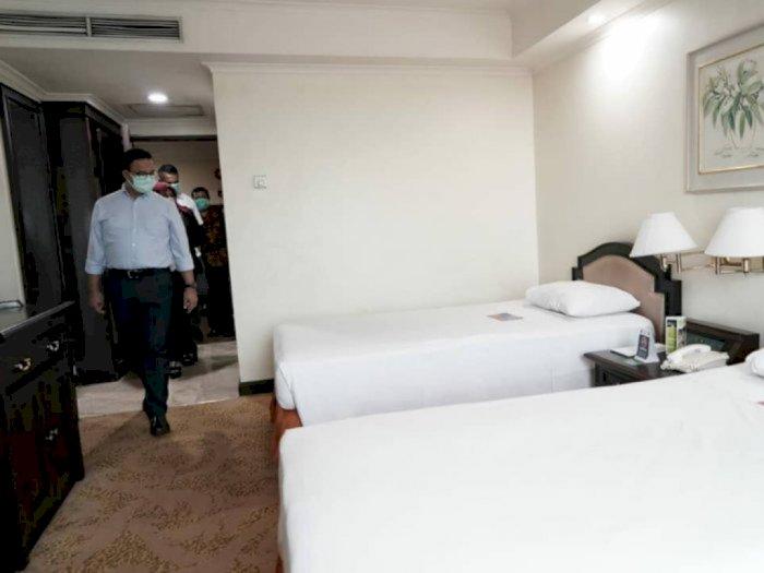 Khusus Karantina Pasien Corona, 2 Hotel di Jakarta Ini Tidak Lagi Layani Tamu