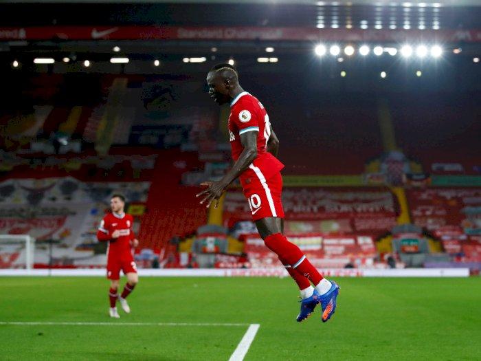 FOTO: Liga Inggris: Liverpool vs Arsenal 3-1