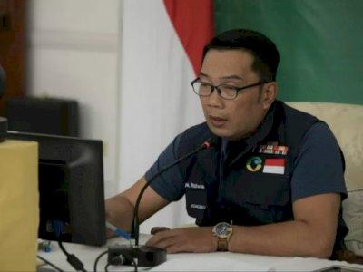 Ridwan Kamil Akan Berkantor di Depok Demi Bisa Pantau Penanganan COVID-19