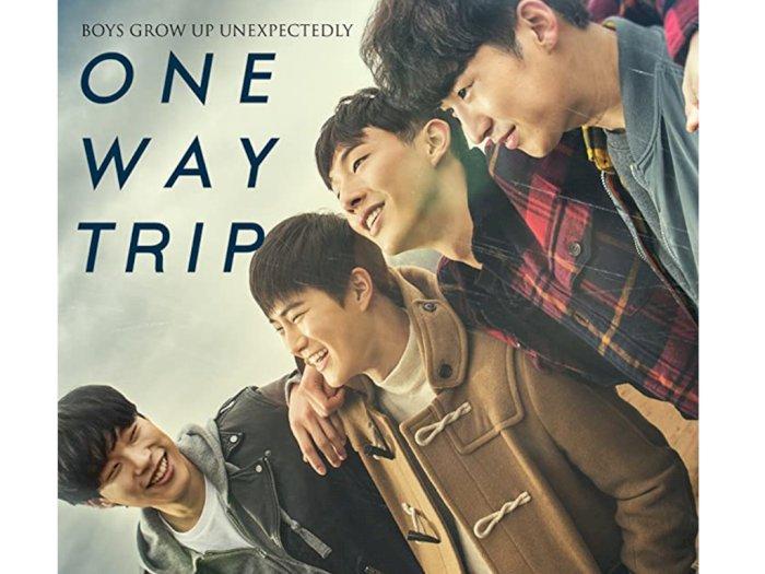 """Sinopsis """"Glory Day / One Way Trip (2015)"""" - Perjalanan 4 Sekawan yang Tak Terduga"""