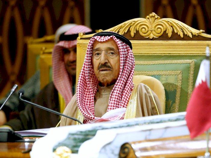 Kabar Duka! Pemimpin Kuwait Sheikh Sabah al-Ahmad Meninggal Dunia