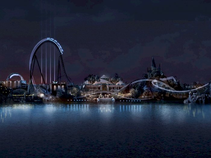 Coaster Baru di Universal's Islands of Adventure Yang Mendebarkan
