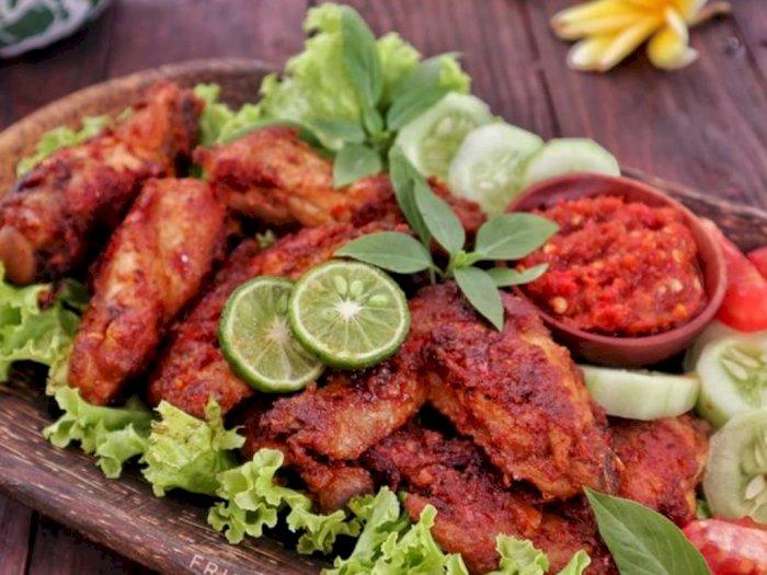 Resep Ayam Bakar Taliwang yang Pedas dan Gurih