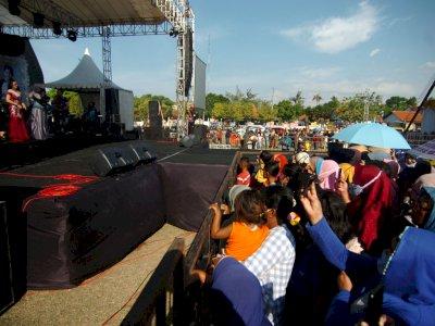 Gelar Acara Dangdutan, Wakil Ketua DPRD Tegal Jadi Tersangka