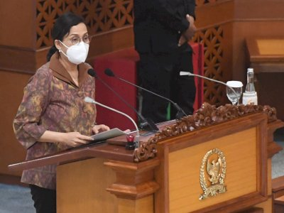 Menkeu Sebutkan APBN 2021 Jadi Alat Pemulihan Ekonomi dari Dampak Pandemi