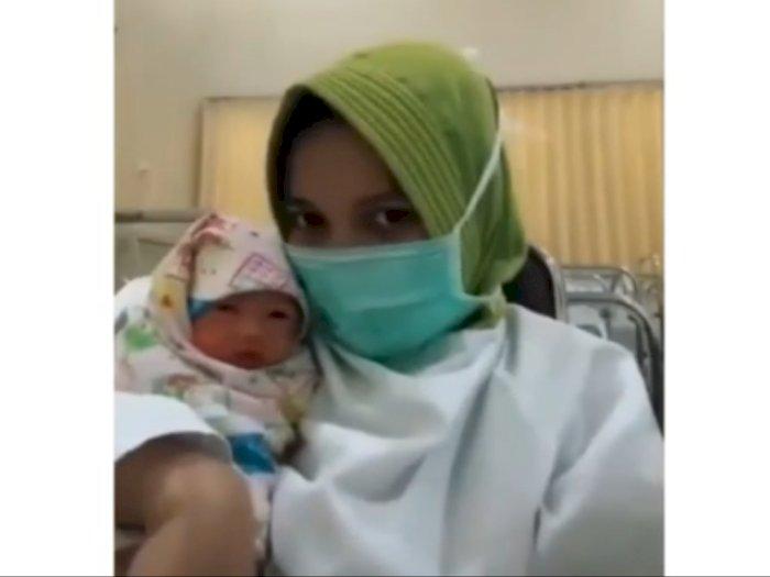 Perawat Bantu Istri Mantan Melahirkan dan Rawat Bayinya, Malah Habis Dihujat Netizen