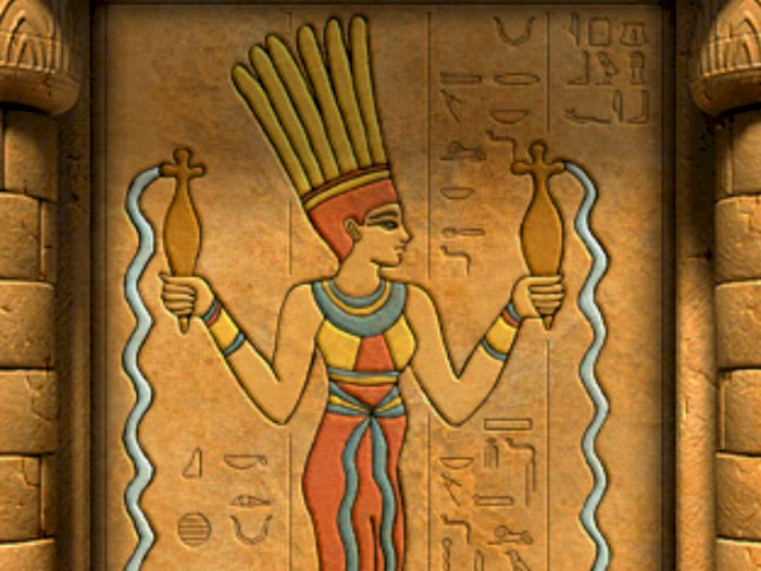 Dewi Anuket, Dewi Sungai Nil dalam Mitologi Mesir Kuno