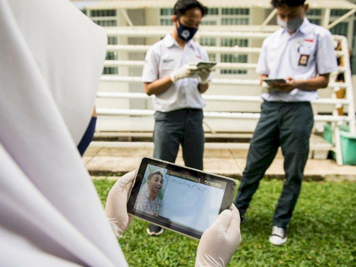 Kemendikbud Catat Ada 27,3 Juta Orang Terdaftar Bantuan Internet Gratis