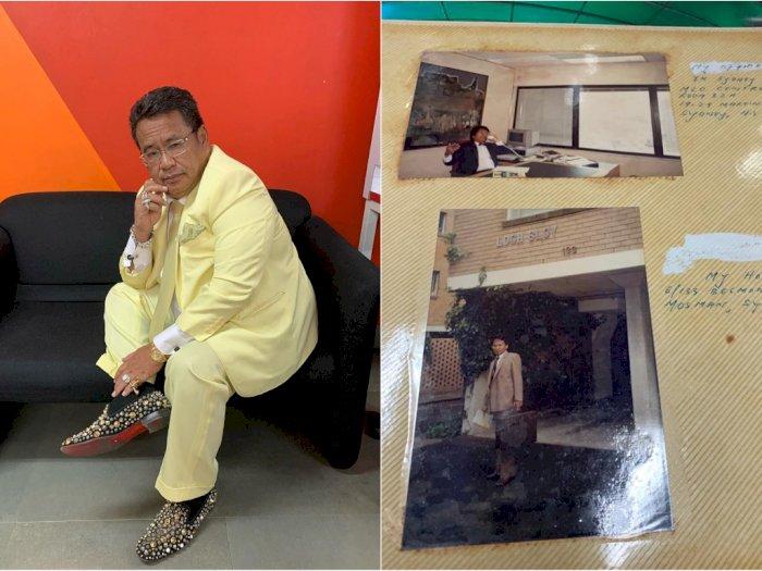 Foto Lawas Hotman Paris Saat Kerja di Kantor Pengacara Australia Curi Perhatian Netizen
