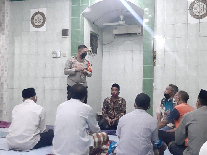 Polisi Tangkap Pelaku yang Corat-coret Musala di Tangerang