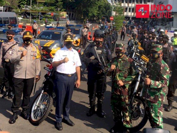 Hadapi Musim Hujan 2020, Pemprov DKI Siaga dan Tanggap Bersama TNI-Polri