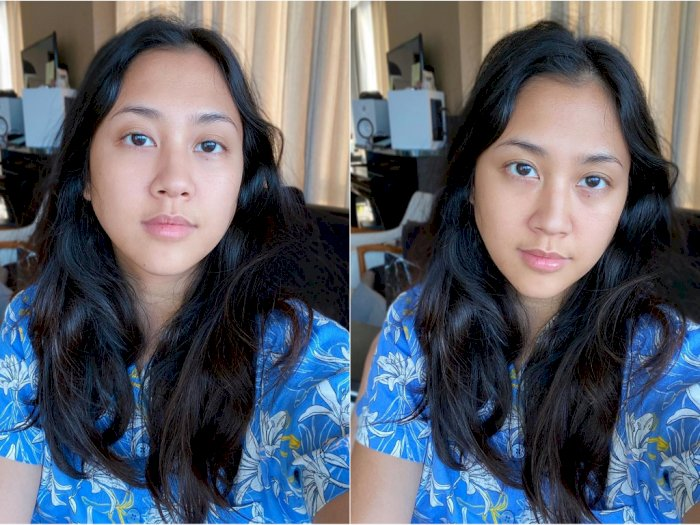 Unggah Foto 'Muka Bantal', Piyama Sherina Munaf Curi Perhatian Netizen