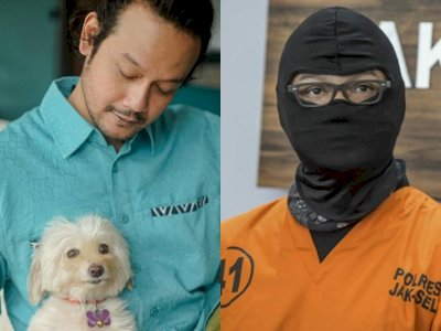 Dituntut 9 Bulan Penjara Akibat Konsumsi Ganja, Aktor Dwi Sasono Minta Keringanan