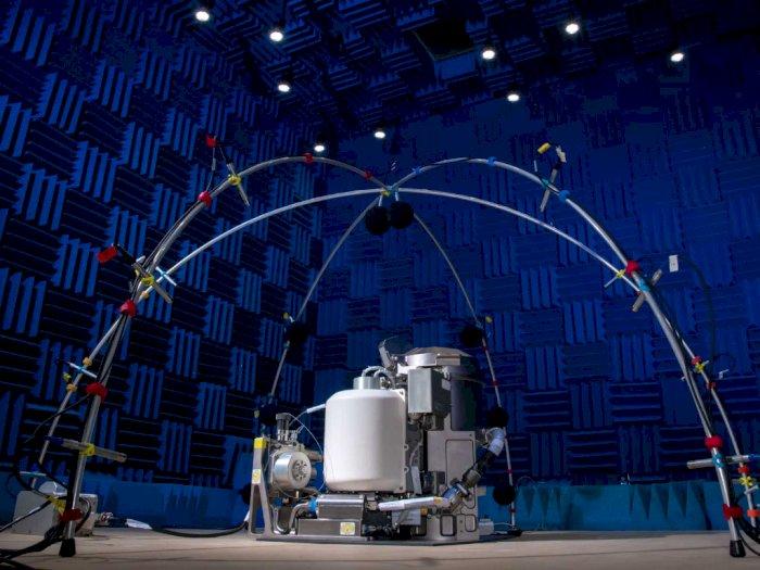 NASA Luncurkan Toilet Baru Senilai $ 23 Juta ke Luar Angkasa, Wow!