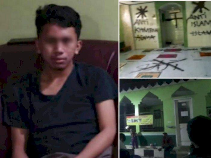 Pelaku Perusakan Musala di Tangerang tak Alami Gangguan Jiwa