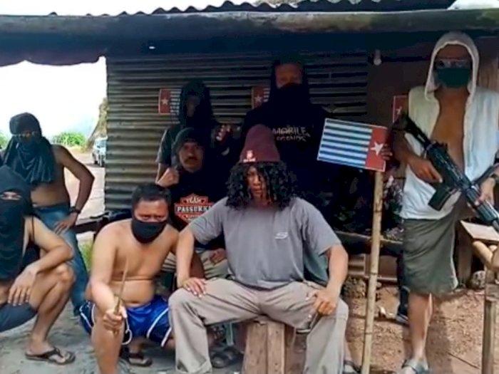 Heboh Video Sejumlah Orang Ajak TNI-Polri Perang di Nduga Papua, Ini Kata Mabes Polri
