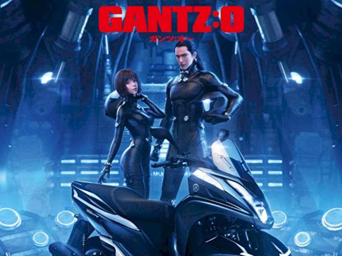 """Sinopsis Animasi """"Gantz: O (2016)"""" - Saat Kematian Diambil Alih Oleh Komputer"""
