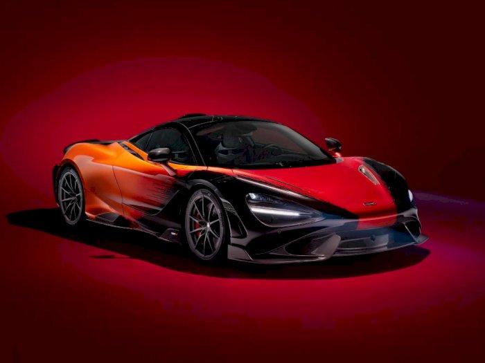 Melihat Mobil McLaren 765LT Tempuh Kecepatan 150MPH Kurang dari 10 Detik!