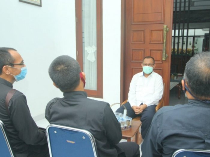 Jelang Pilkada Medan, Akhyar Nasution Minta Pendeta Mendoakannya