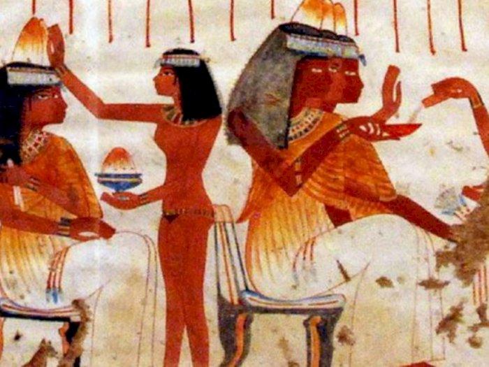 Wanita Mesir Kuno Tes Kehamilan dengan Urine, Gandum dan Jelai