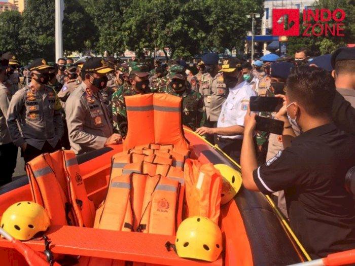 Antisipasi Penumpukan Saat Evakuasi Banjir, Pemprov DKI Siapkan Banyak Tenda