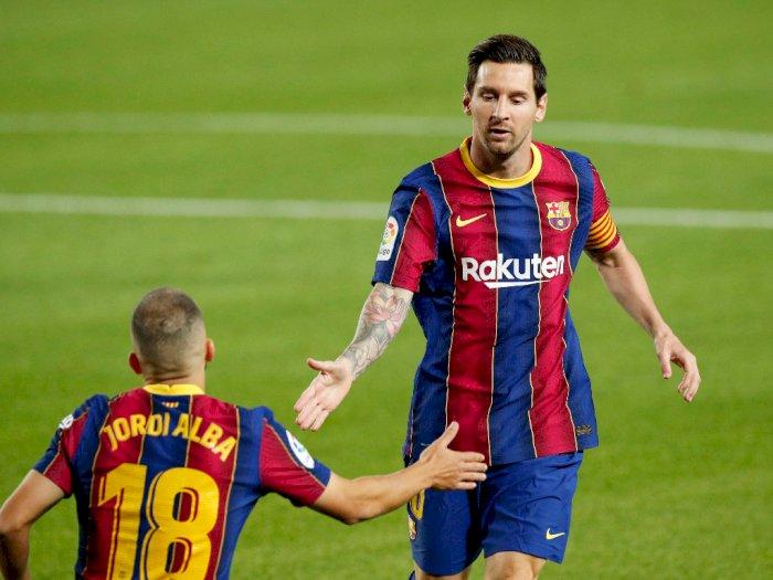 Hanya Lionel Messi Yang Bisa Sesuka Hati di Barcelona