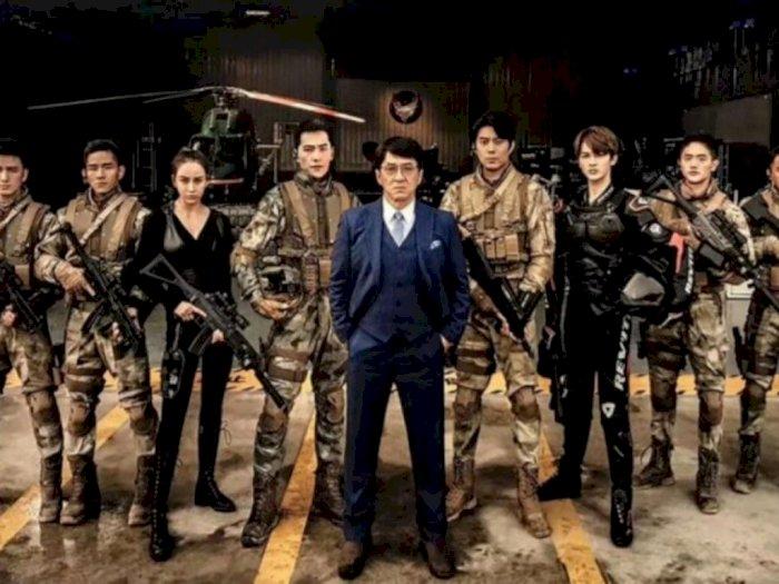 "Sinopsis Film Baru Jackie Chan ""Vanguard (2020)"" - Misi Tim Perusahaan Keamanan Swasta"