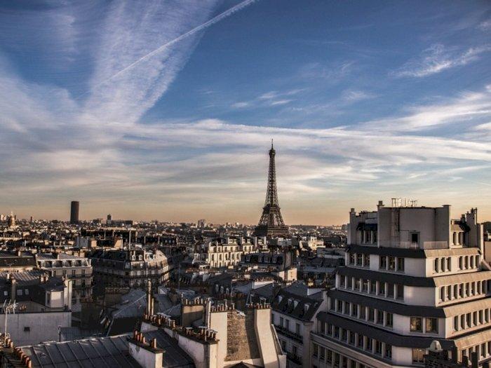 Viral Suara Dentuman Dahsyat di Paris, Kepolisian Prancis Jelaskan Asal Suara
