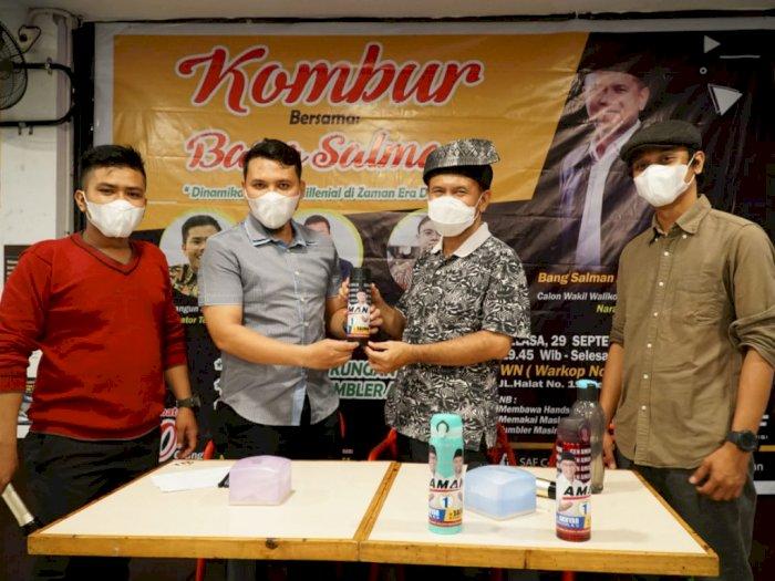 Jelang Pilkada Medan, GEN AMAN Dukung Akhyar-Salman