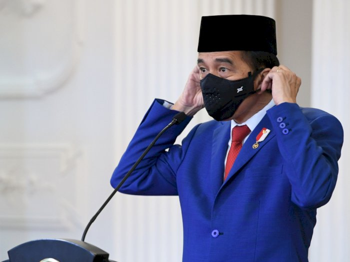 Hari Kesaktian Pancasila, Jokowi: Ujian Kita Tak Alang-Kepalang, Pandemi Covid-19