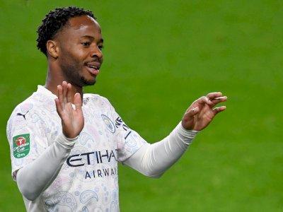 FOTO: Carabao Cup: Manchester City Menang 3-0 Tanpa Balas Melawan Burnley