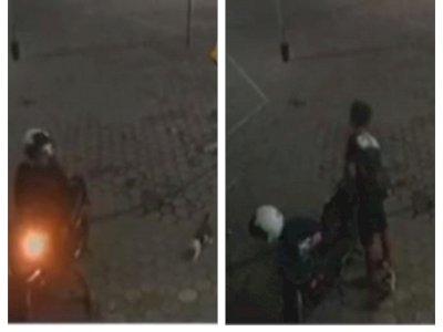 Seorang Pemuda Mencurigakan Terekam CCTV Masjid, Ternyata Melakukan Hal Mulia Diam-diam
