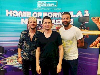 Muse Kenang Pembuatan Album Absolution di Ulang Tahunnya Ke-17