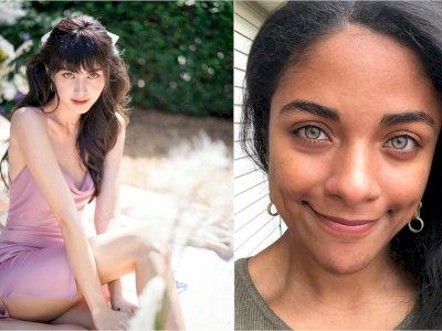 Adu Kecantikan 10 Wanita Berdarah Blasteran dari Seluruh Dunia, Mana Favoritmu?