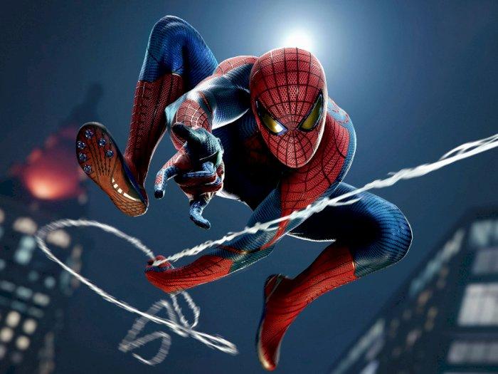 Marvel's Spider-Man Remastered Hadirkan Wajah Baru untuk Peter Parker!